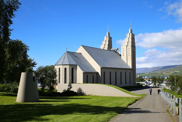 Akureyri - Northern Iceland (June 2017)