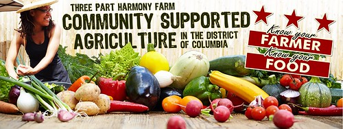 Community Supported Agriculture in Washington, DC | by threepartharmony