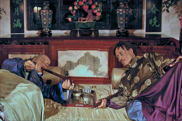 Musée de l'histoire de Shanghai (Chine)