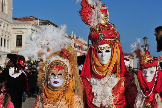 Carnival of Venice, Italy, February 2018 534