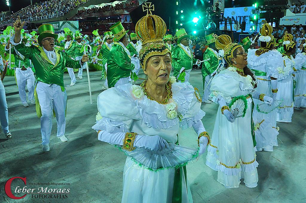 G. R. E. S. Imperatriz Leopoldinense 4730 Carnaval 2018 - Rio de Janeiro - RJ - Brasil