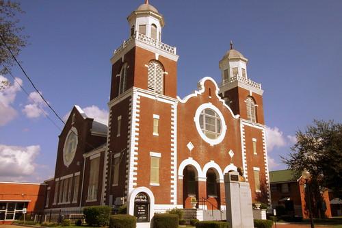 Brown Chapel A.M.E. Church - Selma, Alabama