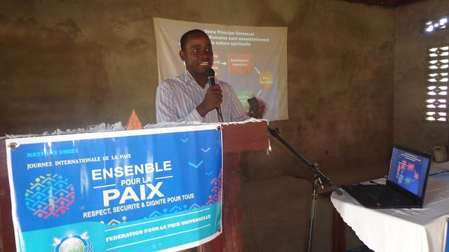 CentralAfricanRepublic-2017-09-21- International Day of Peace Observed in Central African Republic