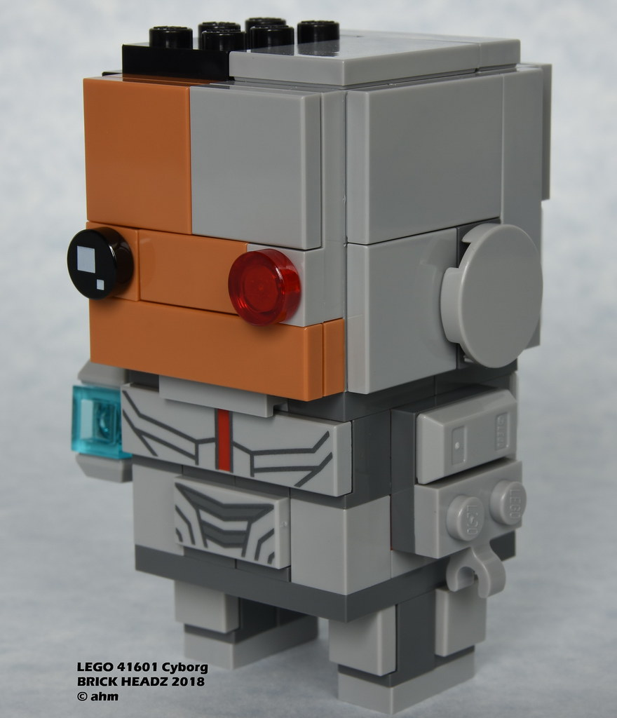 LEGO Brickheadz DC Cyborg 41601
