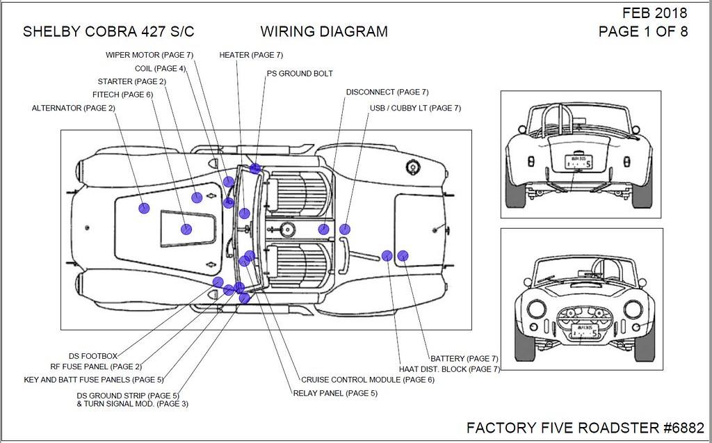 6882 Roadster Wiring Diagram Pg 1