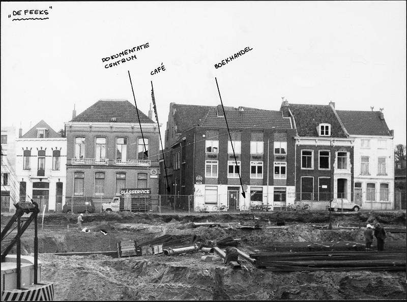 1981 De Feeks Eiermarkt Nijmegen