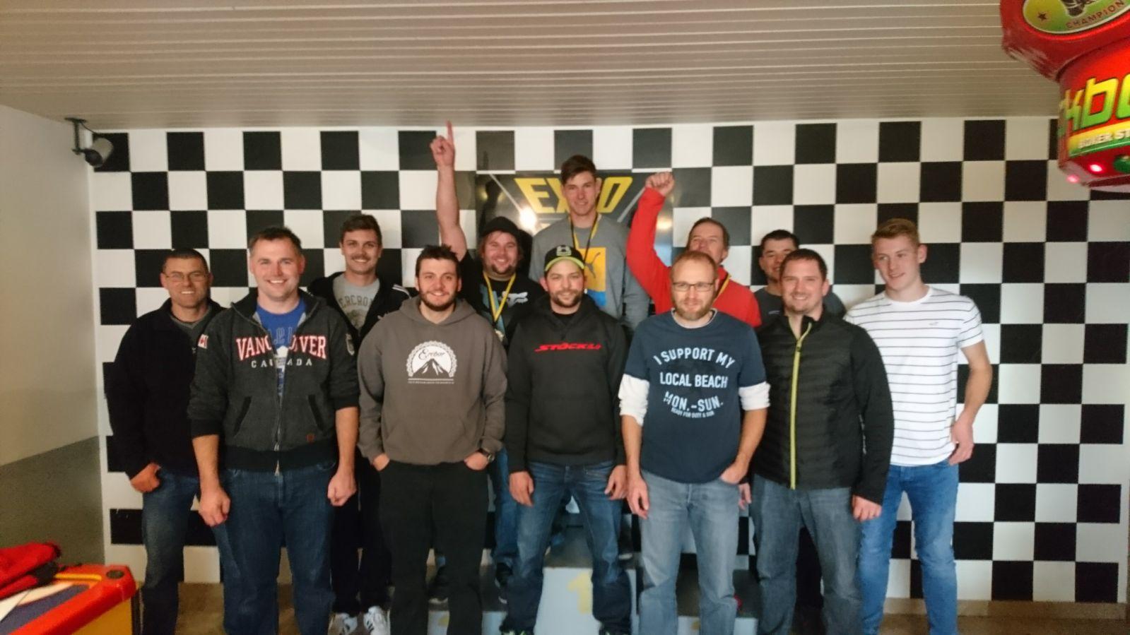 Kartfahren TV-Cup 2017