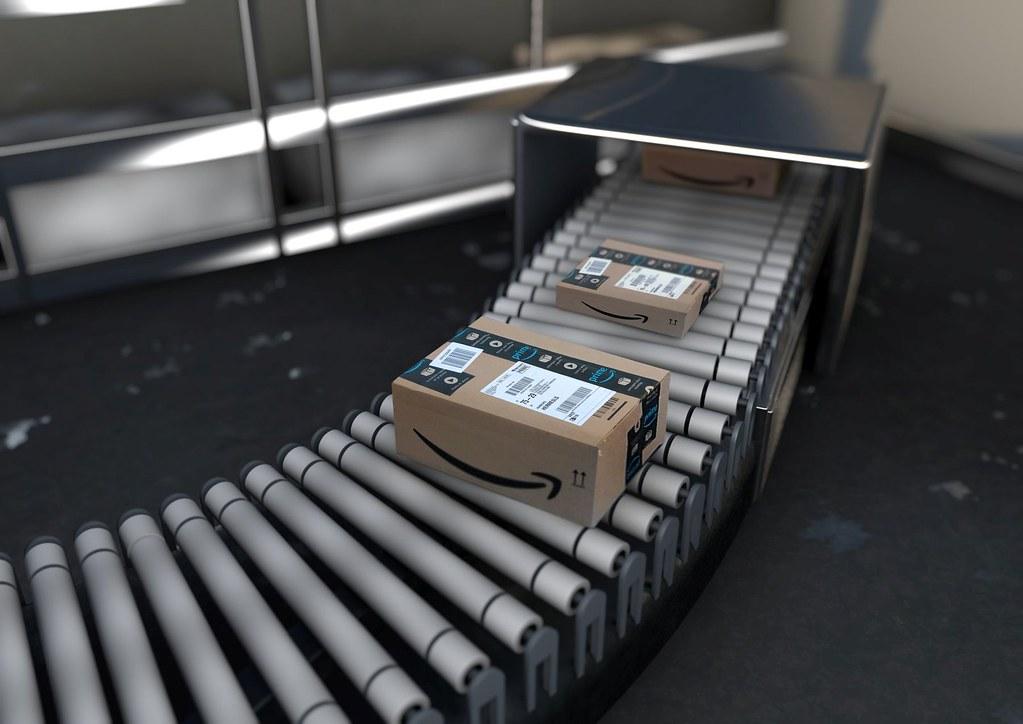 Paketband Online Handel Amazon Box