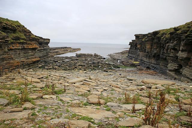 The coast near Balmore, Caithness