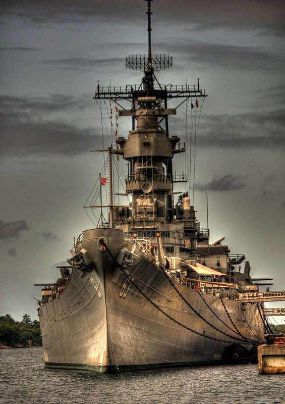 slagskeppet Missouri