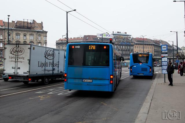 Volvo 7700 & Modulo M108d