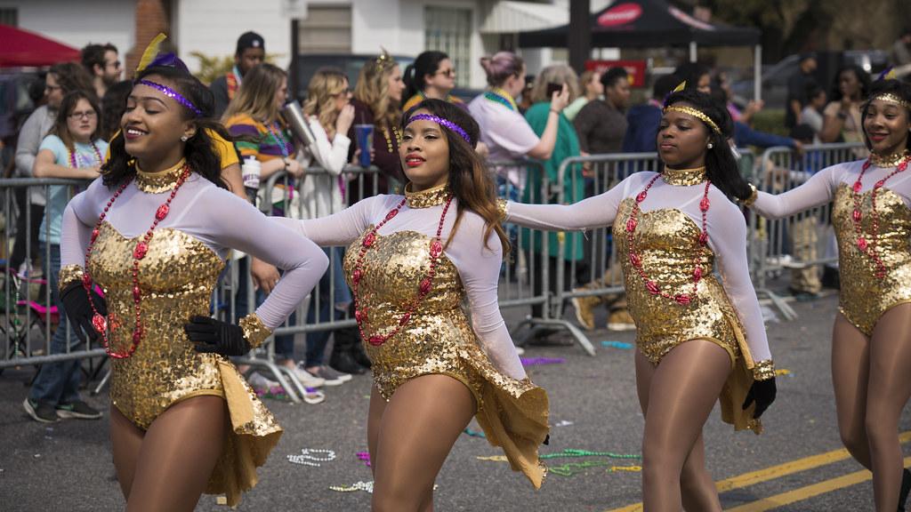 Mardi Gras Lafayette