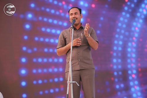 Mahantesh Patil from Bangalore, expresses his views