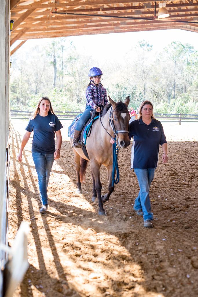 Special Olympics Equestrian Bakas 47 Rich Yasparro