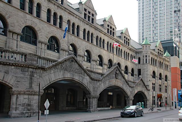 Gare Windsor Station