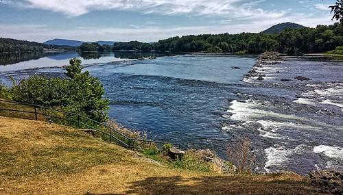 pennsylvania snydercounty mckeesfalls susquehannariver us11 us15 river mckeeshalffalls
