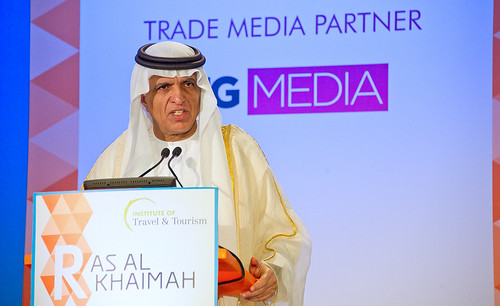 Sheikh Saud bin Saqr Al Qasimi opens ITT Conference | by sheikalqasim