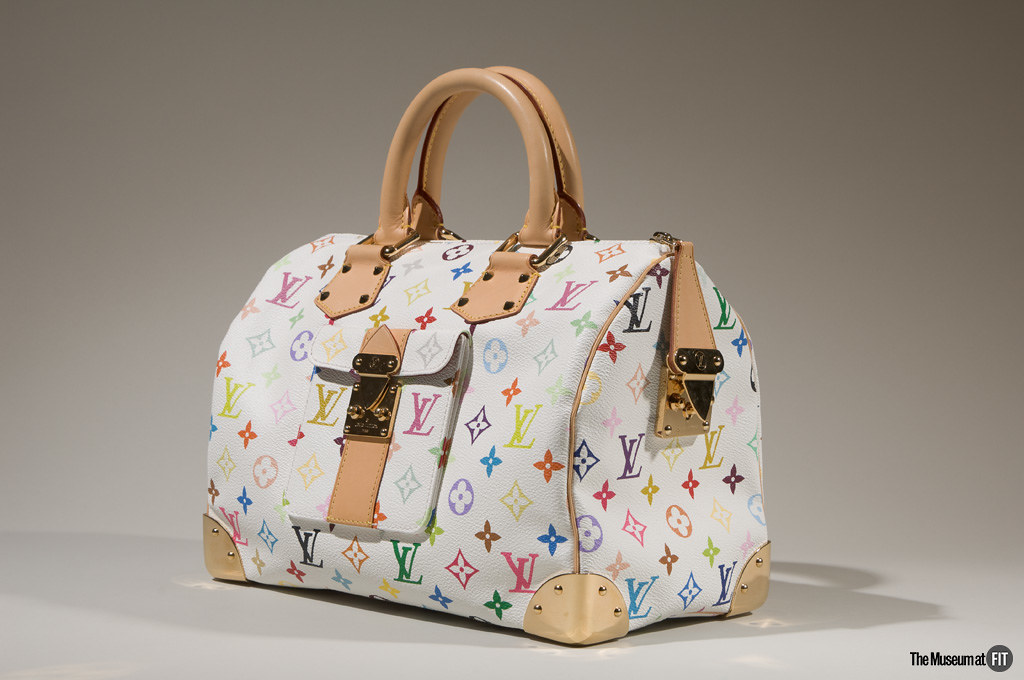 ac366c8d962e ... Takashi Murakami for Louis Vuitton  Speedy  bag