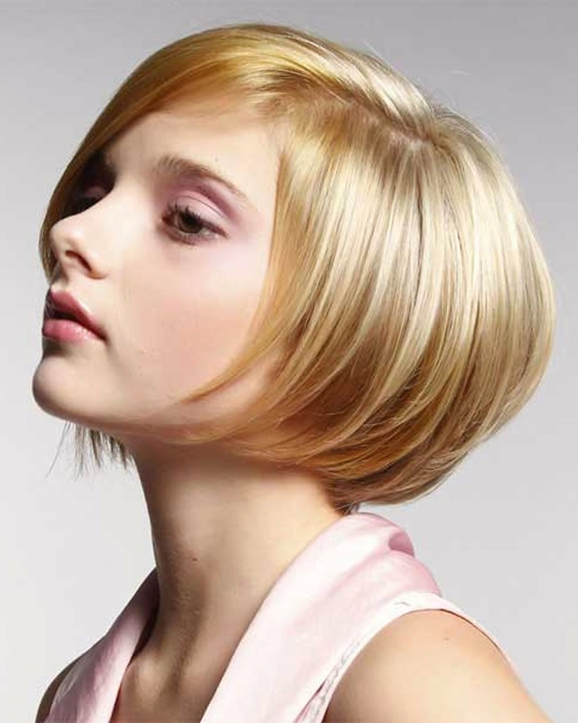 Wondrous Short Bob Hairstyles Haircuts For Women 2018 2019 Blonde Flickr Natural Hairstyles Runnerswayorg