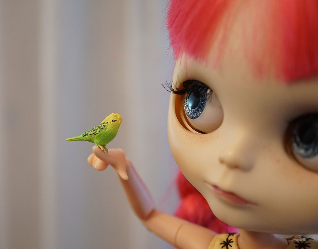 157/365 and Blythe A Day 28 February 2018 - Lovesong