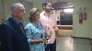 Prefeita de Mossoró recebe do seu filho - Joaquim Pinheiro | by Espaço Geek