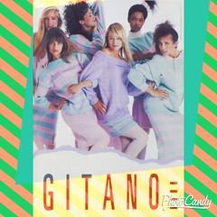 Late 80s early 90s Gitano Women?s sleepwear Advertisement