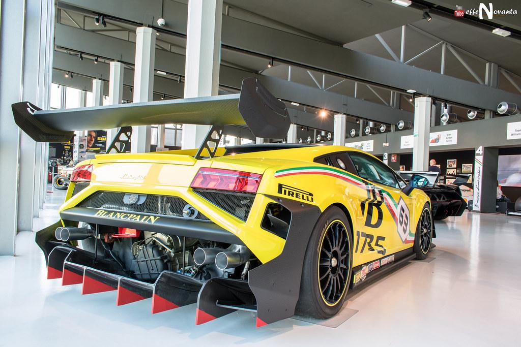 Lamborghini Gallardo Lp570 4 Ii Blancpain Super Trofeo Flickr