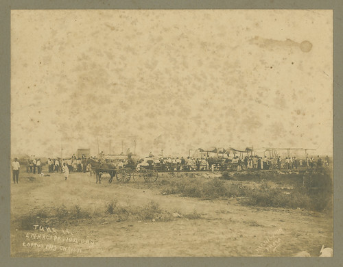 June 19, Emancipation Day. Corpus Christi, 1913
