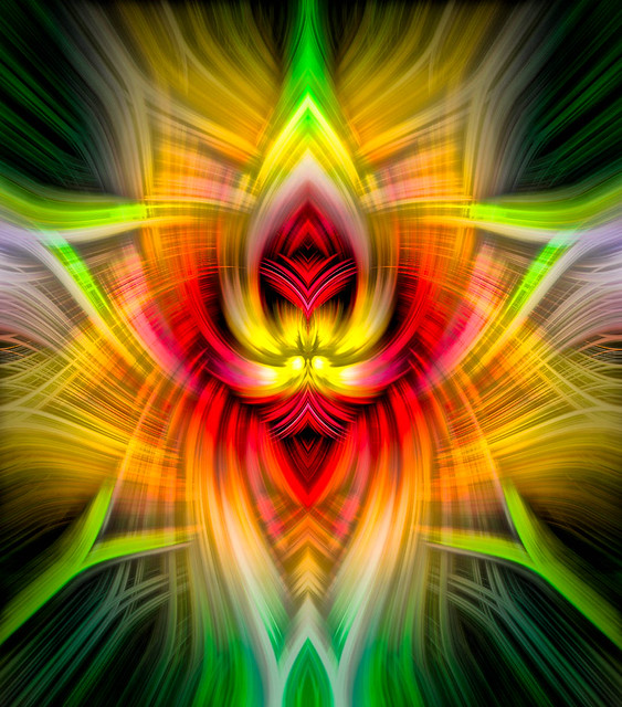 Spiritual Twirl Art #24  -