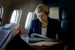 Prime Minister Theresa May attended the Munich Security Conference. | by UK Prime Minister