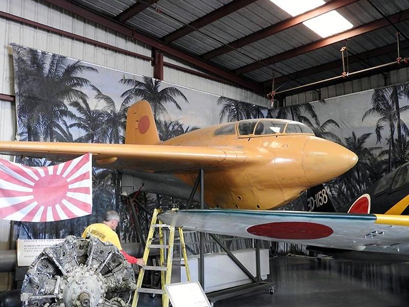 Mitsubishi J8M1 Shusui 2