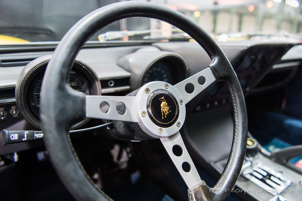 Lamborghini Miura P400 S 1968 Coachwork By Bertone Chass Flickr