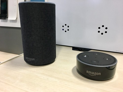 Amazon Echo series | by the-unwinder