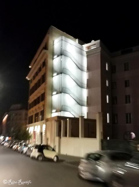 Roma. Rrrun. Scala