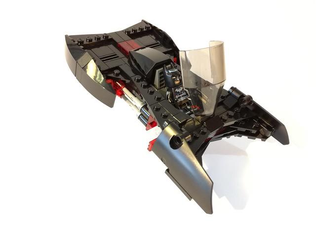 LEGO Batman Beyond Batmobile