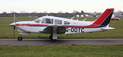 Piper PA-28R-201T Turbo Cherokee Arrow III G-OOTC Lee on Solent Airfield 2018 | by SupaSmokey