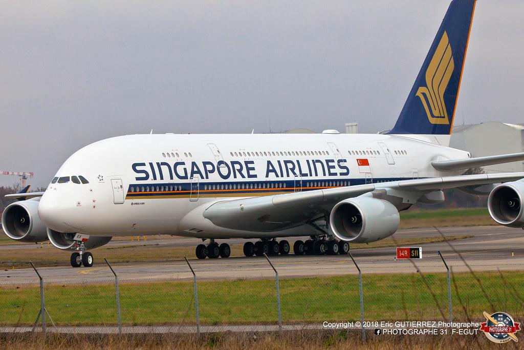 AIRBUS A380-841 (MSN 247) | Aéroport Toulouse-Blagnac (TLS/L… | Flickr