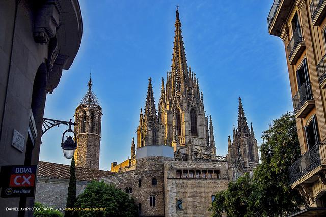 Amanecer en la Catedral (Explored)