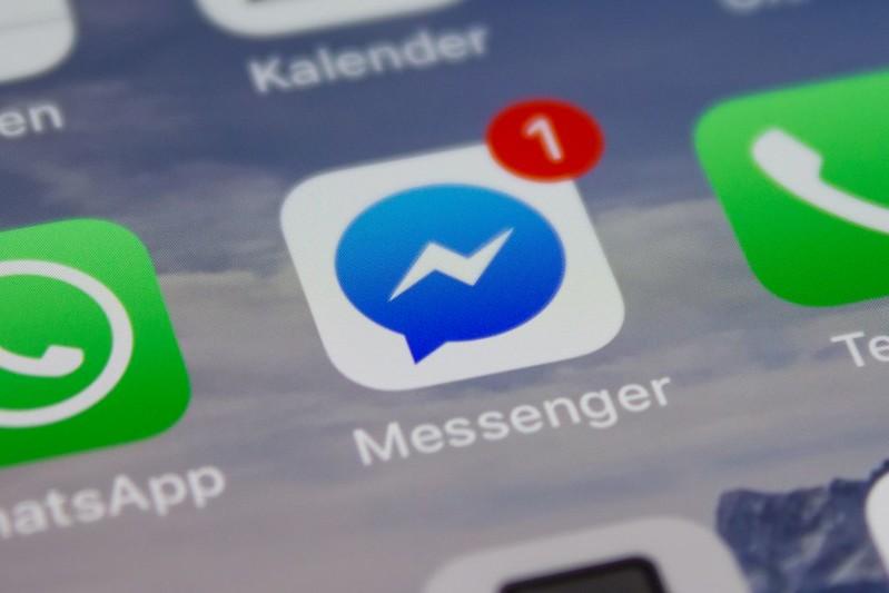 Facebook App Messenger - Zoom