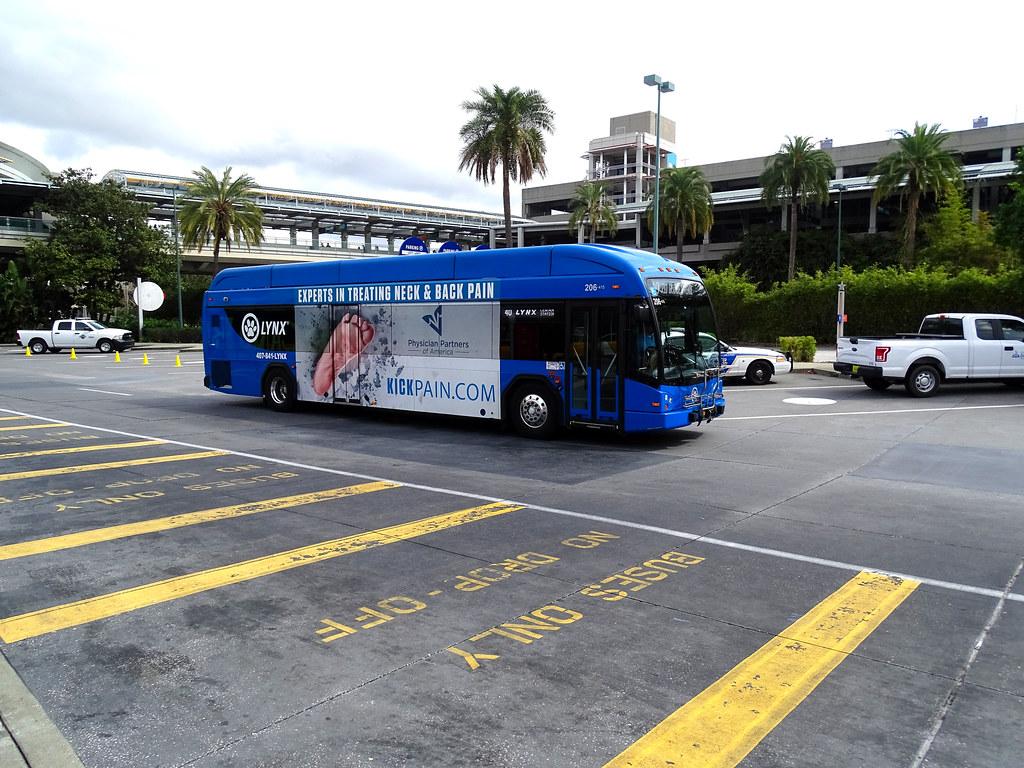 Orlando (Central Florida Regional Transit Authority) LYNX