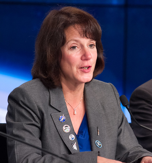 GOES-S Pre-launch Press Briefing: Sandra Smalley