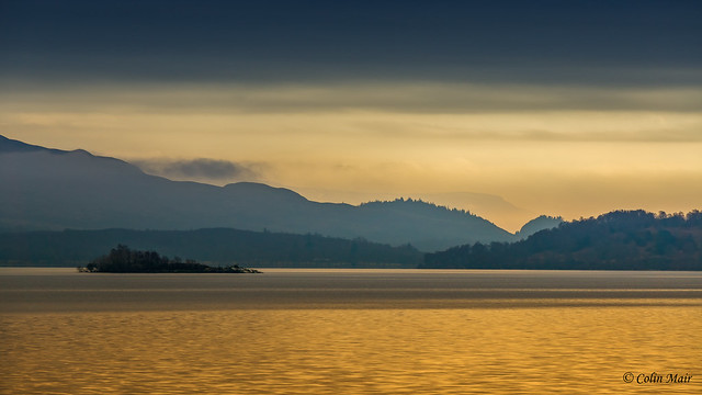 Loch Lomond Layers - 2018-02-18th