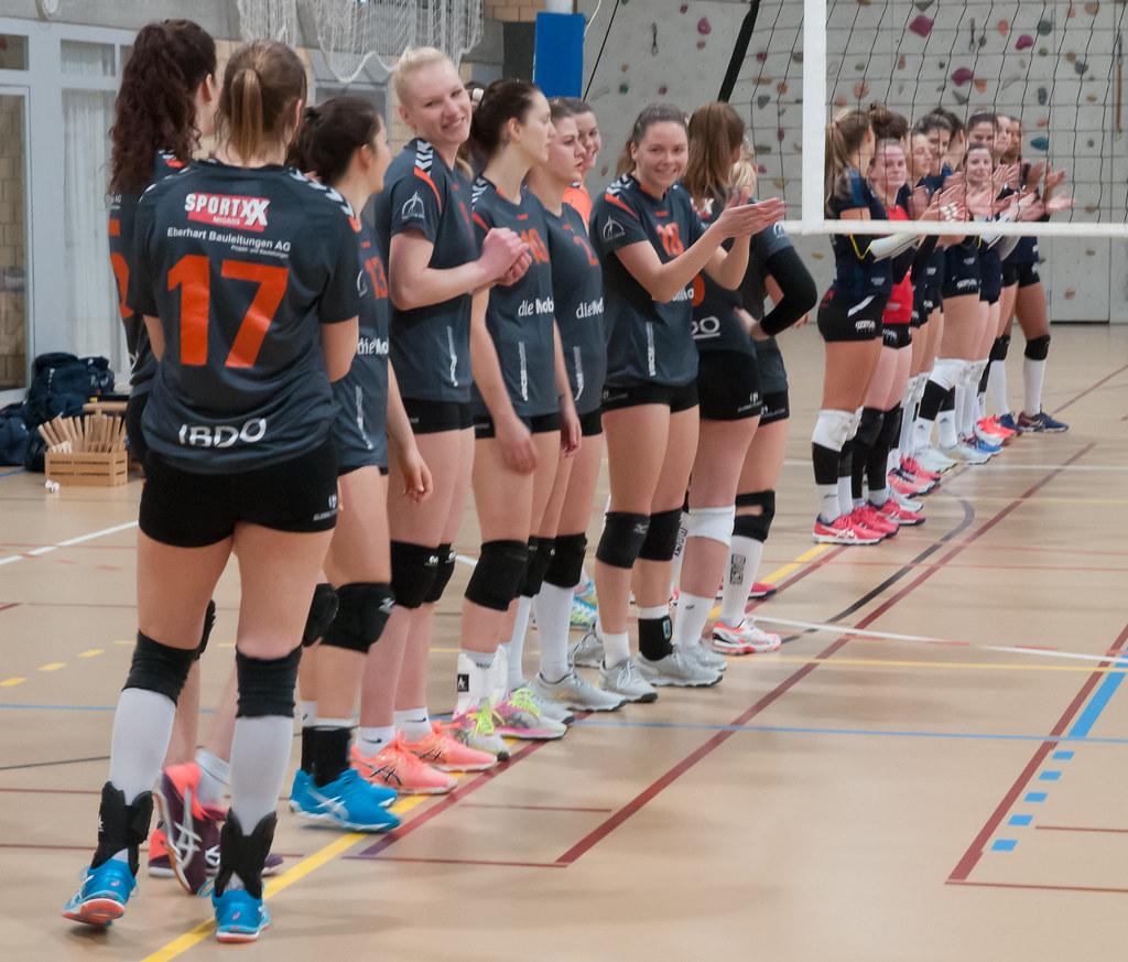 Damen NLB vs VBC Aadorf