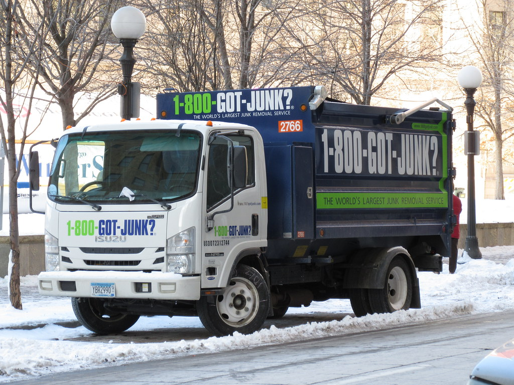 1-800-GOT-JUNK? | Operated by: 1-800-GOT-JUNK? MN Unit Numbe