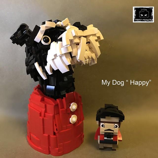 "My Dog "" Happy"""
