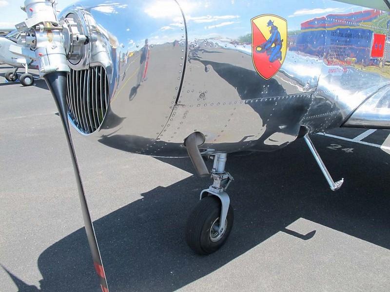 Ryan L-17B Navion 8