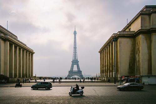 Trocadero | by Cedpics