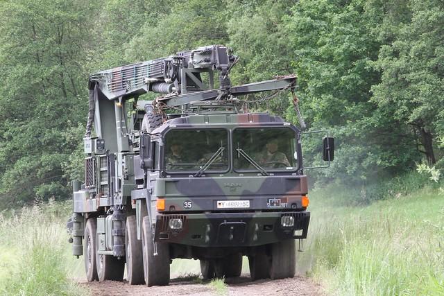 MAN Fest-Falt-Brücke FFB / German Armed Forces