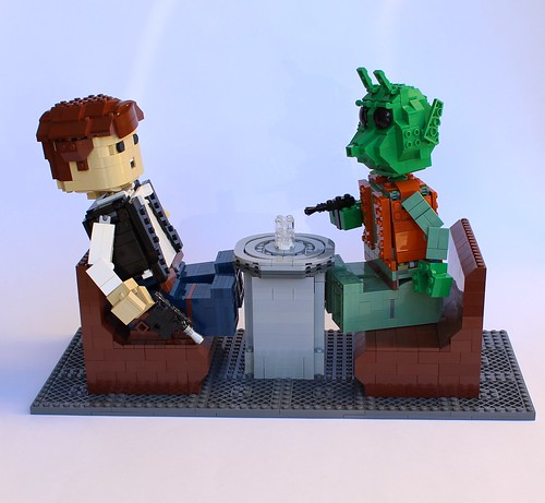 Han and Greedo's brief Cantina scene | by Miro78