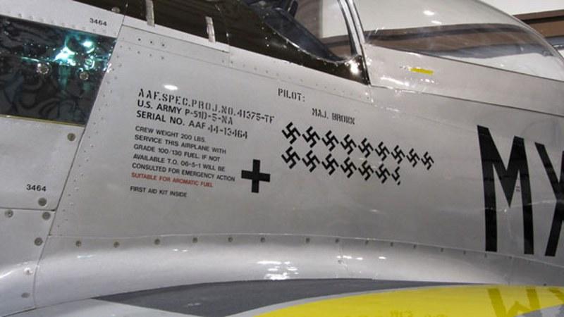 Североамериканский P-51D Mustang 4
